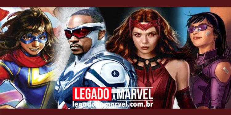 Por que os trajes precisos de super-heróis em quadrinhos faz mais sentido na Fase 4 da Marvel legadodamarvel