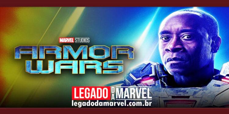 Série Armor Wars precisa responder uma pergunta do Homem de Ferro 2 legadodamarvel