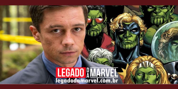 Série Invasão Secreta da Marvel tem novo ator adicionado ao elenco legadodamarvel
