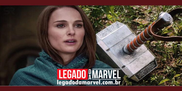 Teoria de Falcão e o Soldado Invernal tem relação sobre como Jane Foster vai ganhar seus poderes em Thor 4 legadodamarvel