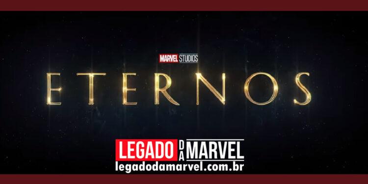 Trailer de Eternos da Marvel revela plano de um vilão membro da equipe legadodamarvel