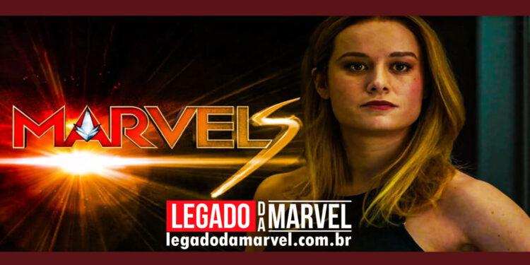 Veja como título The Marvels pode prejudicar Carol Danvers legadodamarvel
