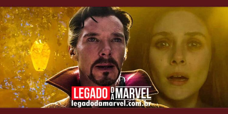 Veja o motivo da Marvel ter acertado em cortar Doutor Estranho de WandaVision legadodamarvel