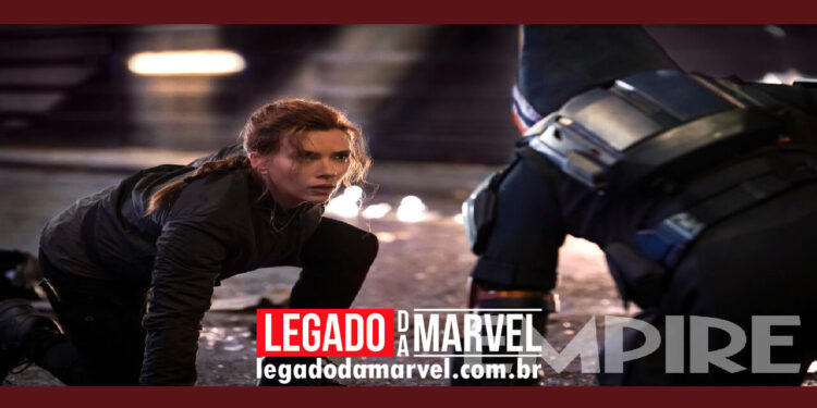 Visual do vilão Treinador do filme Viúva Negra gera atritos com os fãs legadodamarvel