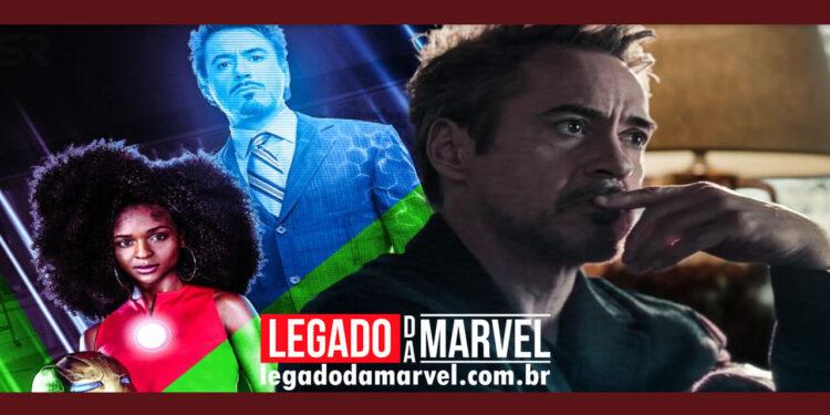 Veja a melhor maneira do Homem de Ferro voltar para Marvel Studios legadodamarvel