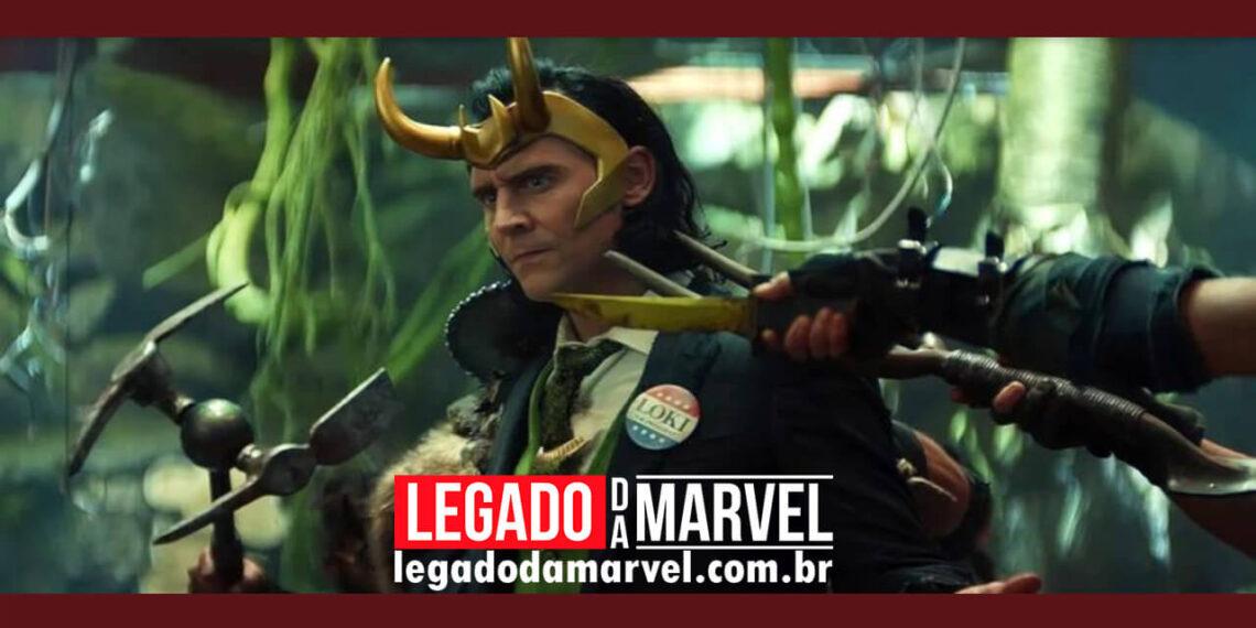 Segunda Temporada de Loki? Ator da Marvel da declaração enigmática legadodamarvel