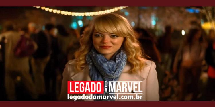Emma Stone responde se ela estará no Homem-Aranha 3 da Marvel legadodamarvel
