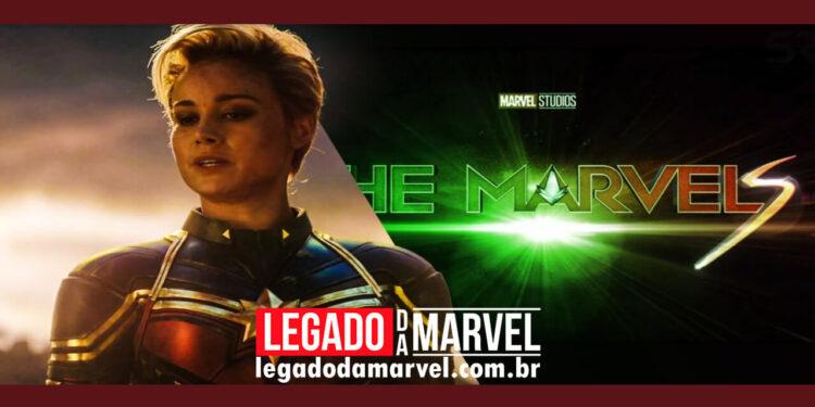 MCU quebra sua fórmula de título com Capitã Marvel 2 legadodamarvel