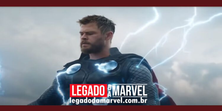 Filmagens de Thor: Amor e Trovão encerradas em Sidney legadodamarvel
