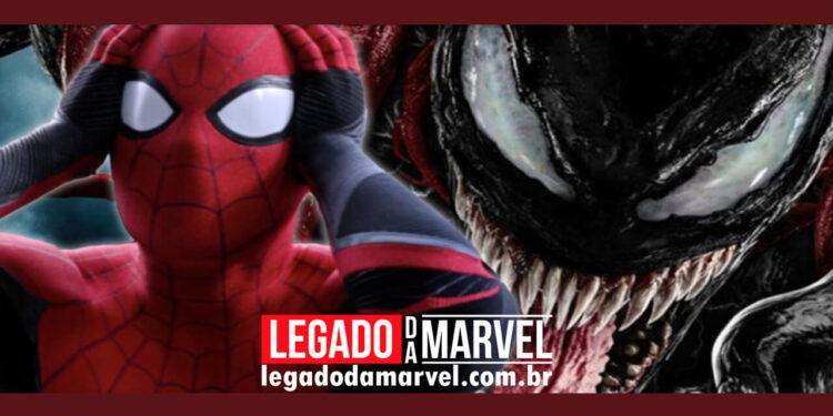 """Sony tem um """"plano"""" para o Homem-Aranha da Marvel se conectar com seus filmes legadodamarvel"""