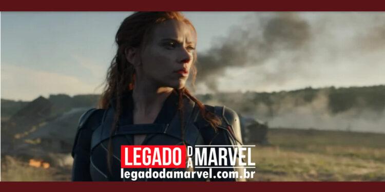 Viúva negra está em perigo em nova imagem do filme da Marvel Studios legadodamarvel