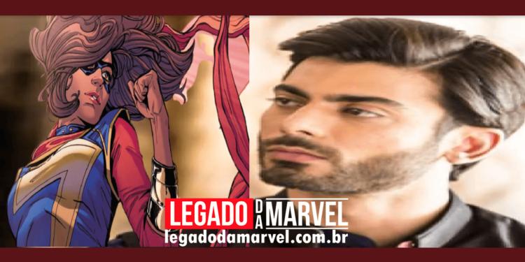 Ms. Marvel do Disney+ lança um novo ator em papel ainda misterioso legadodamarvel