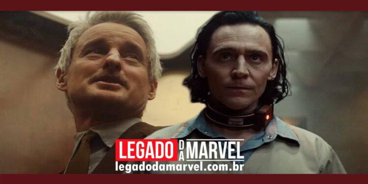 Diretora de Loki explica como ela convenceu Owen Wilson a interpretar Mobius legadodamarvel
