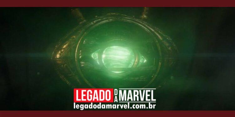 Doutor Estranho 2: Como o olho de Agamotto está de volta depois que Thanos o destruiu legadodamarvel