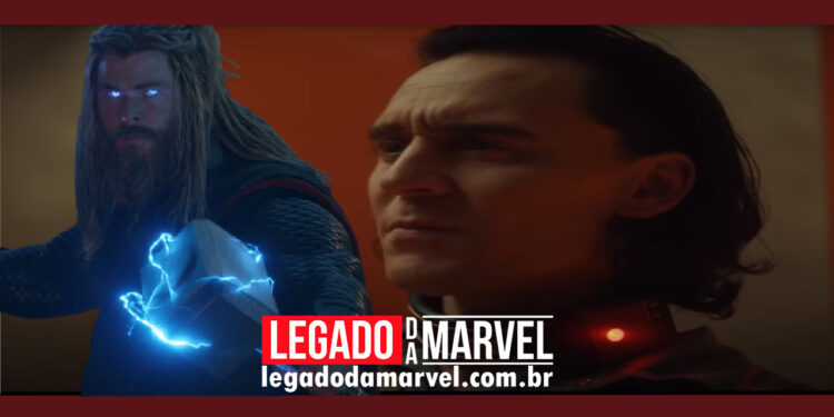Thor aparecerá na próxima série Loki da Marvel Studios legadodamarvel