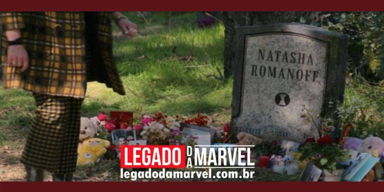 Onde fica o o túmulo de Natasha Romanoff em Viúva Negra legadodamarvel
