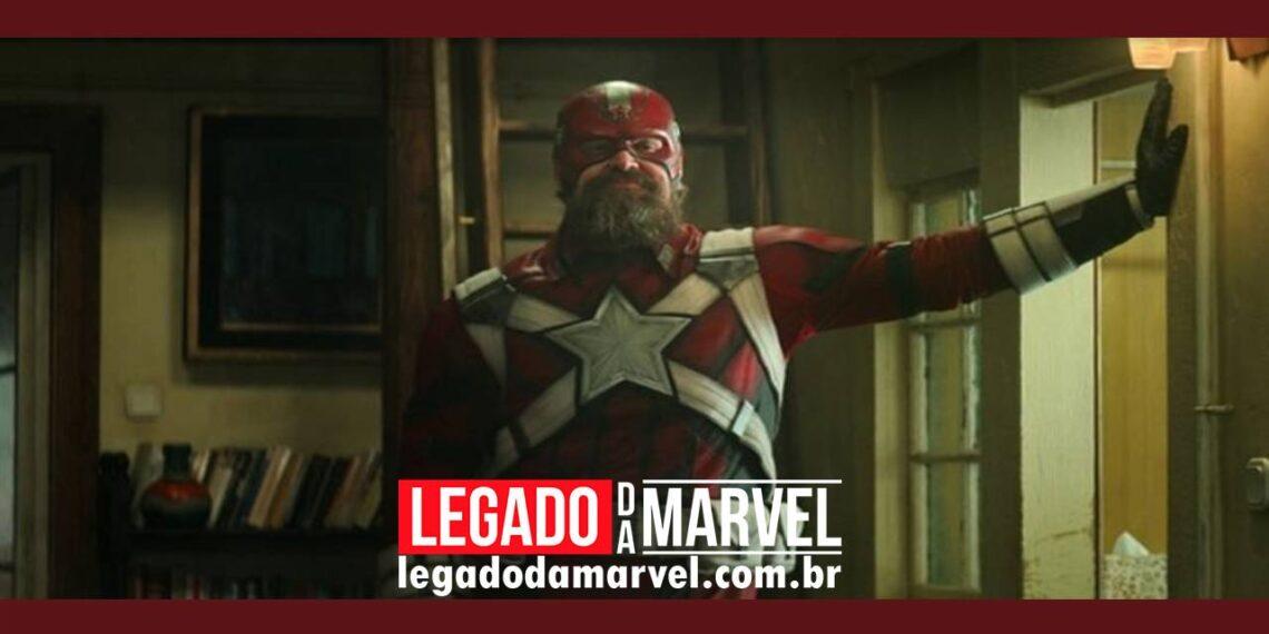 Viúva Negra Ator revela se o Guardião Vermelho lutou contra o Capitão América legadodamarvel