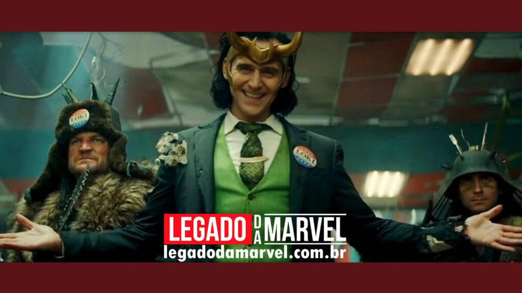 Teaser de Loki revela novas variantes - legadodamarvel