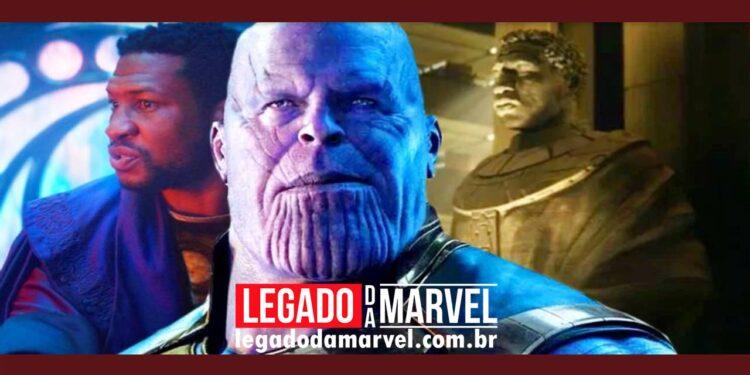 Na Linha do Tempo de Loki, Kang é muito mais poderoso do que Thanos legadodamarvel