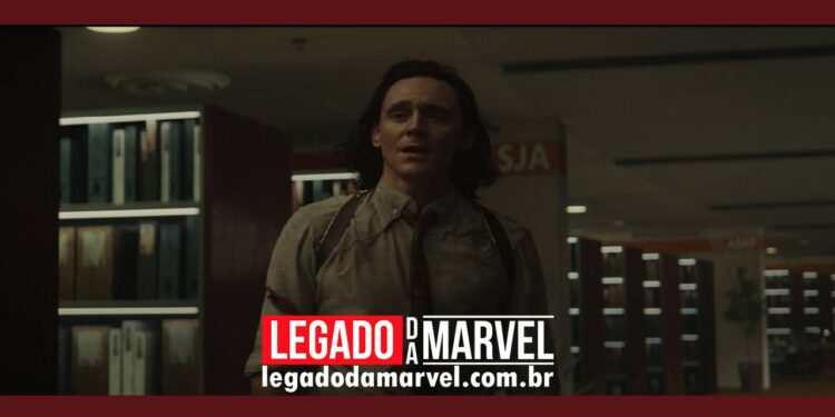 Loki: Inesperada arte de um fã destaca os eventos do último episódio legadodamarvel