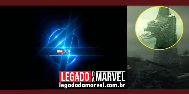 Loki: Easter-egg da Torre dos Vingadores revela conexão com Quarteto Fantástico legadodamarvel