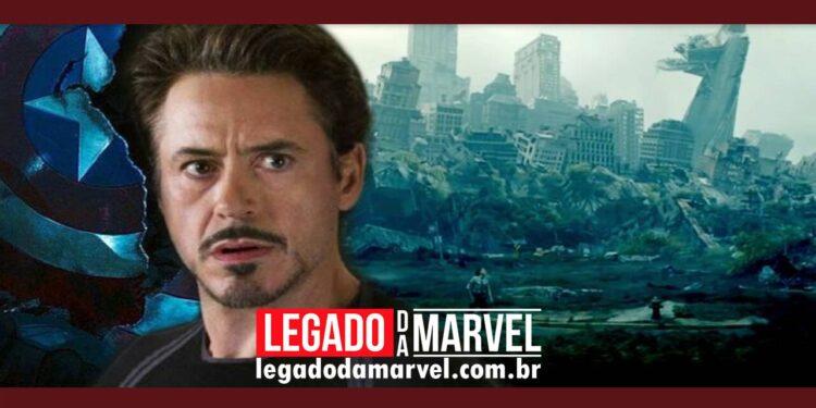 Série Loki revela que maior medo do Homem de Ferro sempre aconteceria legadodamarvel