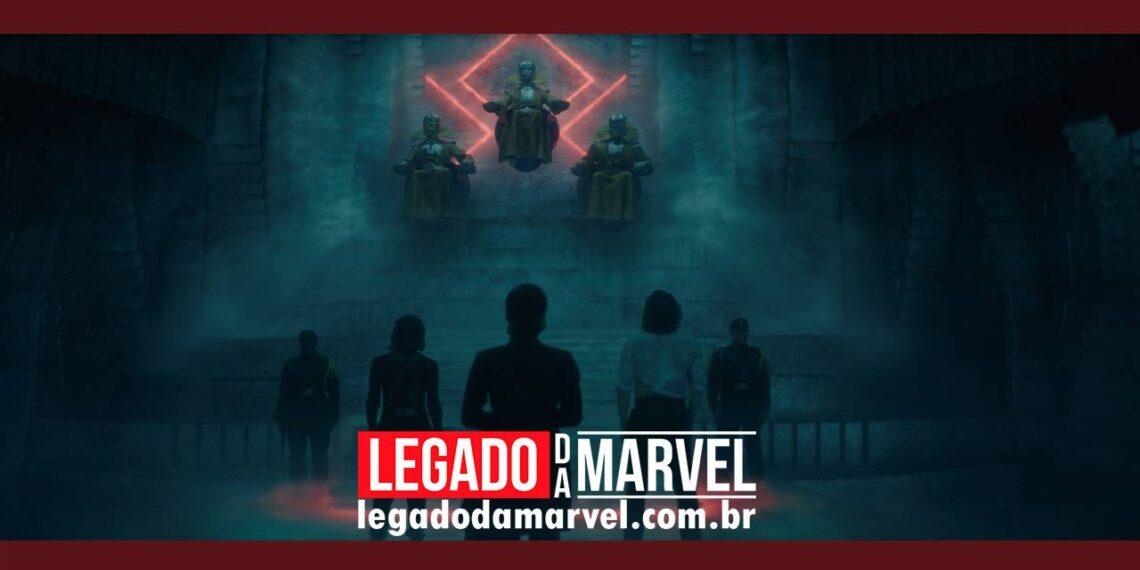Episódio 4 de Loki revela o motivo da TVA se preocupar com os robôs legadodamarvel