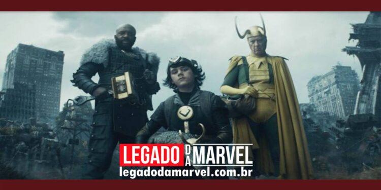 Cores do traje do Velho Loki revela sua verdadeira natureza legadodamarvel