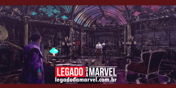 Loki: Inesperada arte revela um item do Homem de Ferro no escritório de Kang legadodamarvel