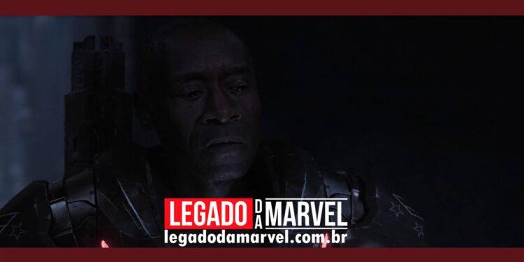 Ator da série Coração de Ferro revela uma atualização sobre as filmagens legadodamarvel