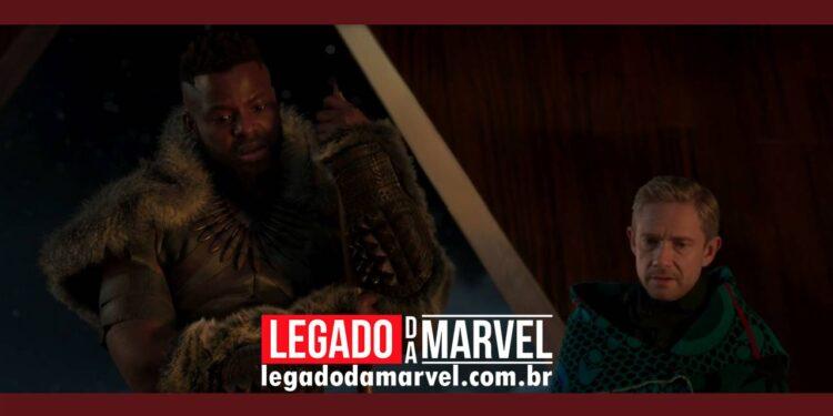 Pantera Negra 2 terá volta de personagem importante de Vingadores: Ultimato legadodamarvel