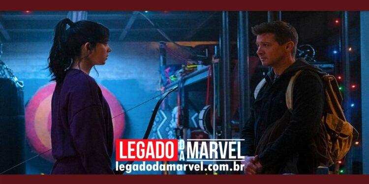 Vazamento revela nova sinopse da série Gavião Arqueiro da Marvel legadodamarvel
