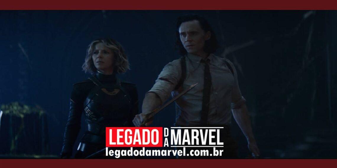 Atriz de Loki revela por que Sylvie se arrependerá de ter matado o vilão legadodamarvel