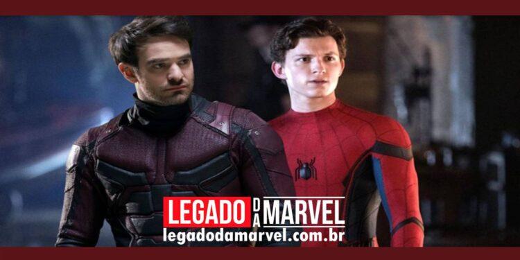 Homem-Aranha 3: Arte revela Demolidor defendendo Peter pela morte de Mysterio legadodamarvel