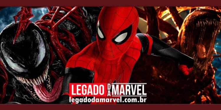 Homem-Aranha 3 Fãs temem atraso do trailer após lançamento de Venom 2 LEGADODAMARVEL
