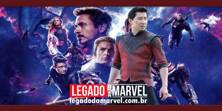 Inesperadamente ator de Shang-Chi, Simu Liu, quer estar em Vingadores 5 LEGADODAMARVEL