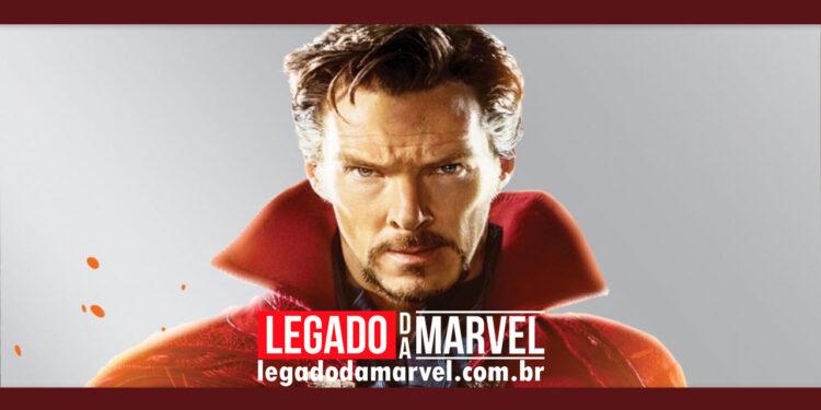 Doutor Estranho 2 teve várias cenas gravadas - legadodamarvel