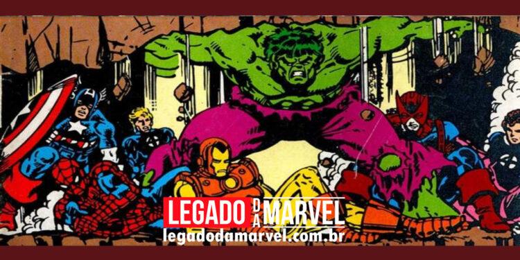 Guerras Secretas pode ganhar filme na Marvel Studios - legadodamarvel