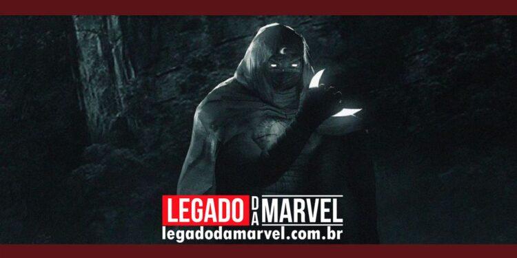 Arte de um fã imagina o inesperado traje do Cavaleiro da Lua da Marvel legadodamarvel
