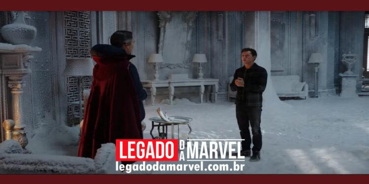 Homem-Aranha 3: Qual o sentido do Doutor Estranho ajudar Peter Parker legadodamarvel
