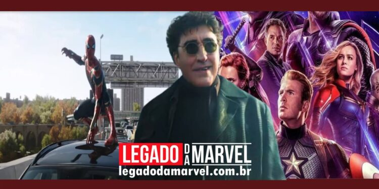 Homem-Aranha 3 revela um problema com os Vingadores legadodamarvel