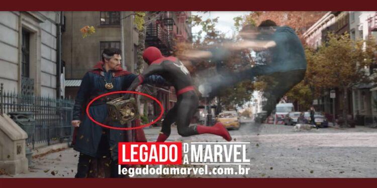 Homem-Aranha 3: O que é a caixa misteriosa que o Doutor Estranho protege legadodamarvel