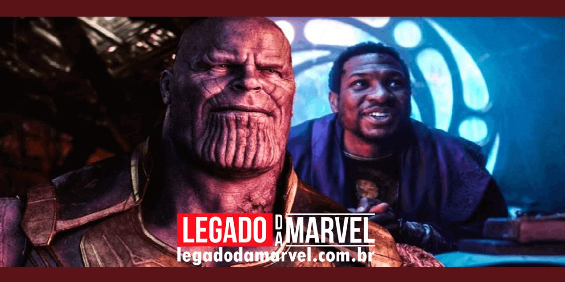 Roteirista de Loki revela a grande diferença de Kang para Thanos legadodamarvel