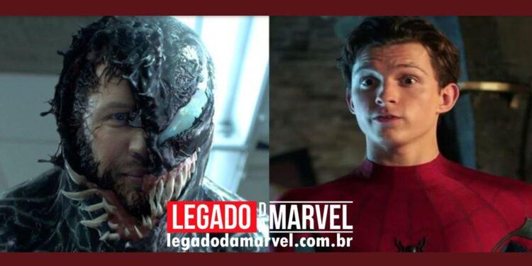 Venom 2 se conectando com Homem-Aranha 3 seria um grande erro legadodamarvel