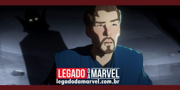 What If...?: Marvel revela que Doutor Estranho poderia vencer Thanos legadodamarvel