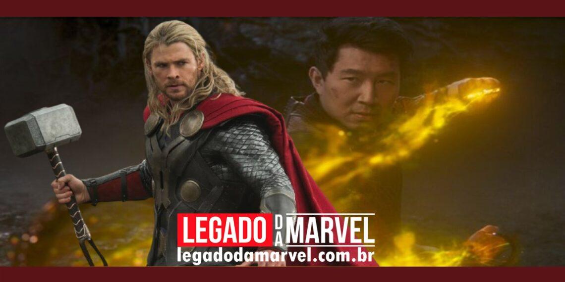 Com Shang-Chi, Fase 4 da Marvel Studios adiciona três novas armas legadodamarvel