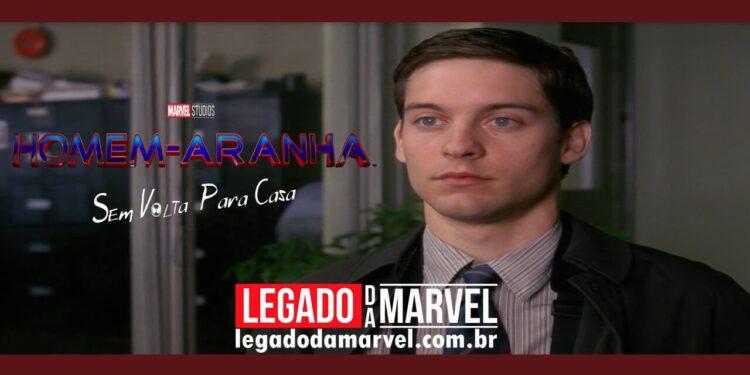 Qual seria a idade do Peter Parker de Tobey Maguire em Homem-Aranha 3 legadodamarvel