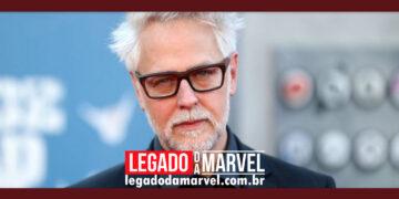 James Gunn promete filme 'lindo' para fãs da Marvel - legadodamarvel